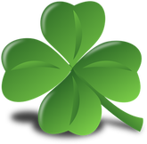 Shamrock logo for tree service cincinnati