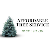 Affordable Blue Ash Tree Service Logo